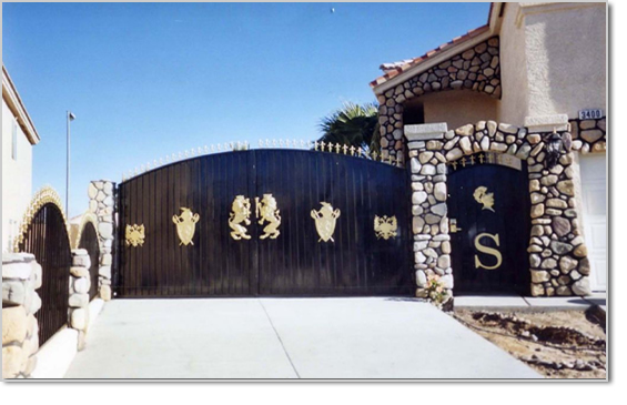 Iron Fence/Gate Repairs-Repainting-Restoration North Las Vegas NV
