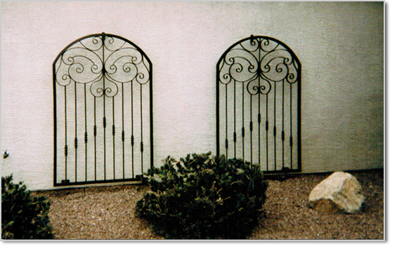 Custom Iron Trellises North Las Vegas NV