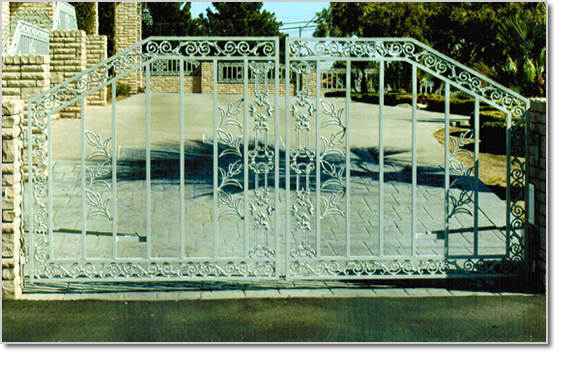 Decorative Iron Fences/Gates Las Vegas NV